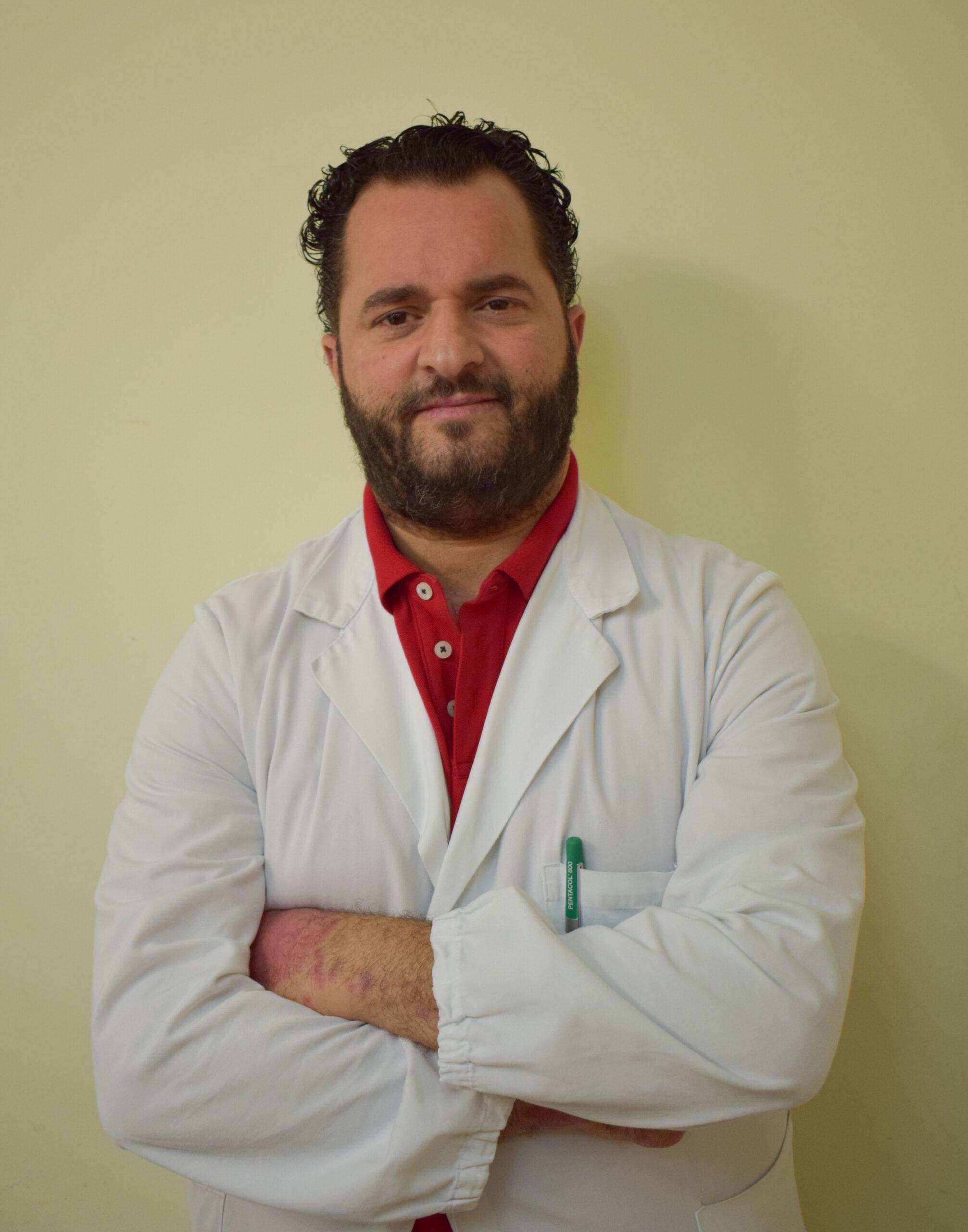 Dott. Alber Jiryis