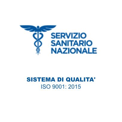Servizio sanitario Nazionale Mater dei Catania